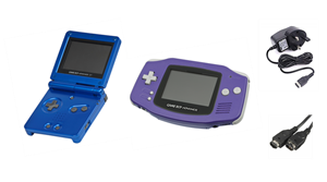 Picture for category Gameboy Advance Hardware